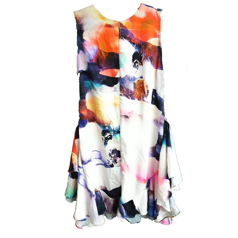 Kendall Kylie Womens Short Jumpsuit Multicolored Small by  Best Design