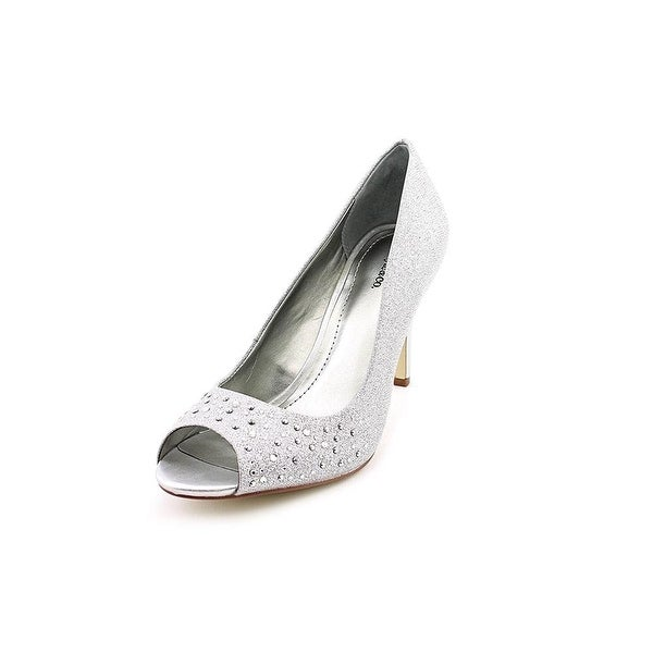 Style & Co. Womens Monaee Open Toe Classic Pumps