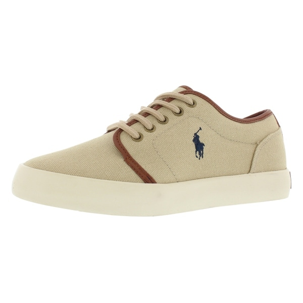 40bd83e93f Shop Polo Ralph Lauren Ethan Low Boy s Shoes - On Sale - Free ...