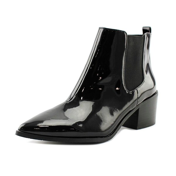Tahari Ranch Black Boots