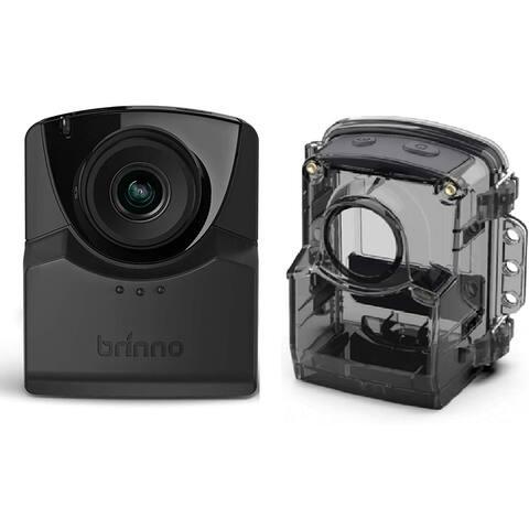 Brinno - EMPOWER TLC2020 Time Lapse Camera - Black