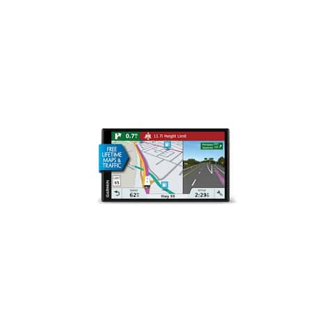 Garmin RV 770 LMT-S 6.95 Touch Screen GPS w/ Preloaded U.S & Canada Street Maps