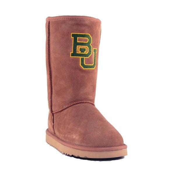 Gameday Boots Womens Baylor University Roadie Hickory BAY-RL1026-1