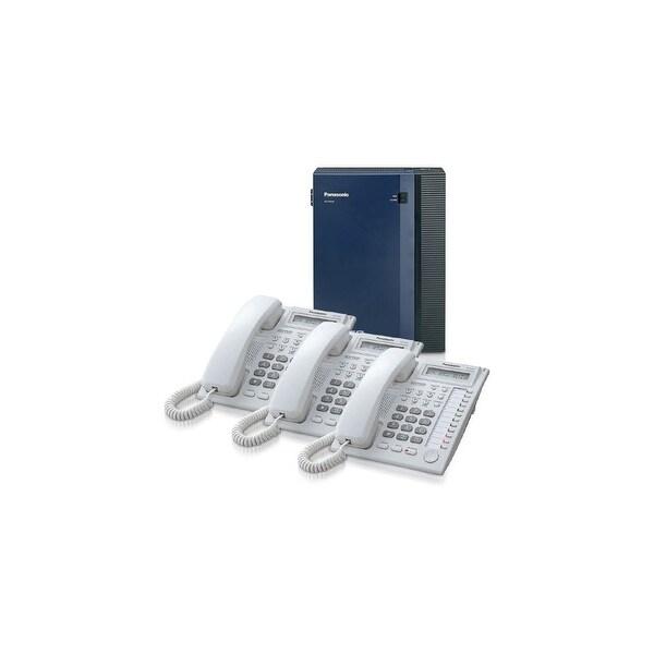 Panasonic KX-TDA50G-7730W Hybrid IP PBX System
