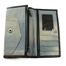 Genuine Denim Wallet
