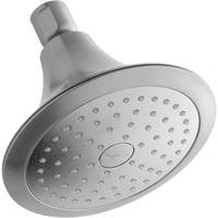 Kohler K-10282-AK  Forte 2.5 GPM Single Function Shower Head with Katalyst Air-induction Technology