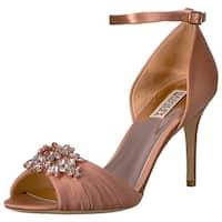 Badgley Mischka Women's Sabrina Heeled Sandal