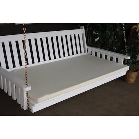 "75"" Swing Bed Cushion - 2"" Thick"