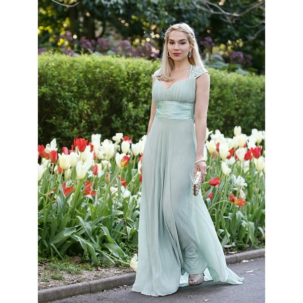 Ever-Pretty Sexy V-Neck Evening Evening Dresses 09672