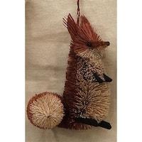 Brushart BRUSHOR45 Fox Ornament