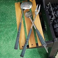 Fore! Golf BBQ Tools Set