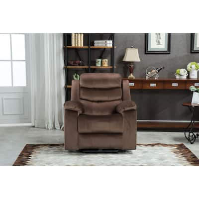 Q-Max Power Recliner Chair with USB Port