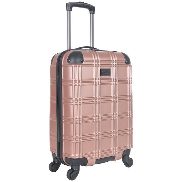 Ben Sherman 'Nottingham' 20-inch Lightweight Hardside 4-Wheel Spinner Carry-On Suitcase