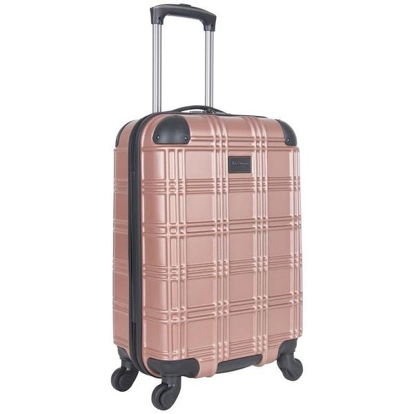 Ben Sherman 'Nottingham' 20-inch Lightweight Hardside 4-Wheel Spinner Carry-On Suitcase. Opens flyout.