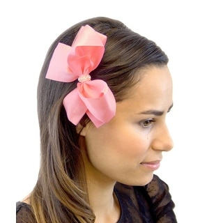 Wendy and the Lost Boys Hair Bow Alligator Clip