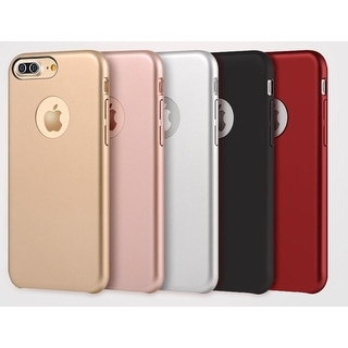 Luxury Ultra Thin Shockproof Plastic Hard Back Cover Case For iPhone 7 Plus