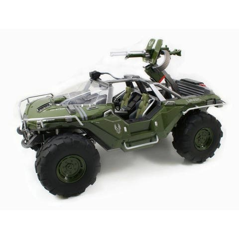"Halo 4 Warthog Combat Edition 7"" Matte Vehicle W/Action Figures - Multi"