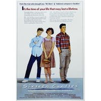 24 x 36 Molly Ringwald Signed Sixteen Candles Movie Poster