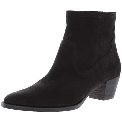 Dolce Vita Womens Kodi Cowboy, Western Boots Solid Pointed Toe