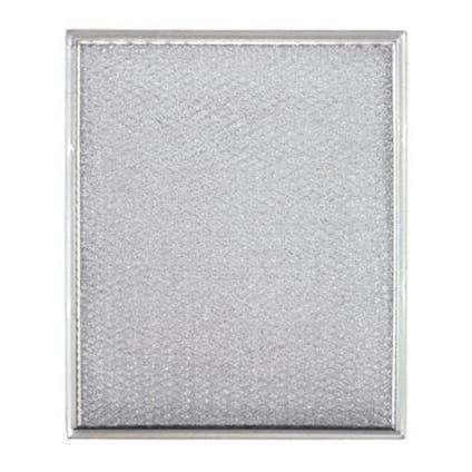 "Broan BP29 Range Hood Filter, 8-3/4"" x 10-1/2"", Silver"