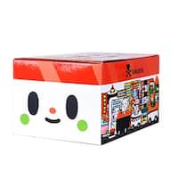 Tokidoki Sushi Cars Single Blind Box - multi