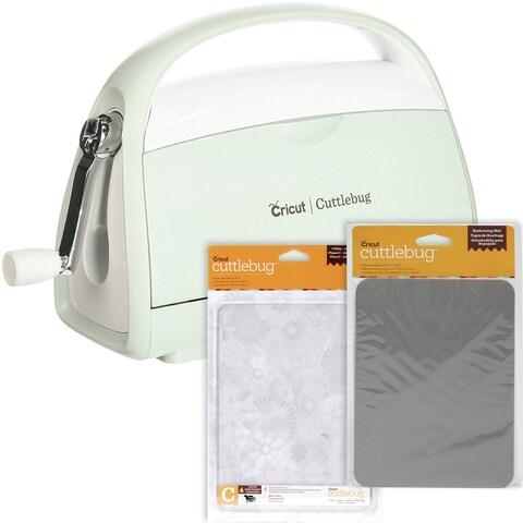 Cricut Cuttlebug Starter Bundle-