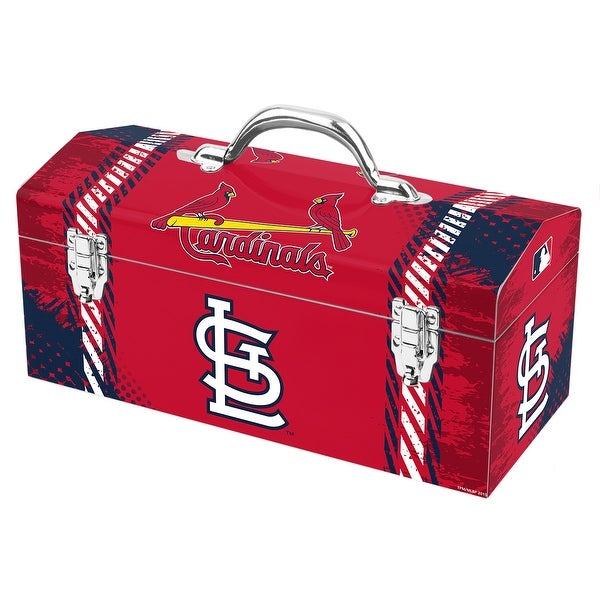 MLB - St Louis Cardinals Tool Box. Opens flyout.