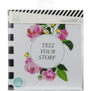 Heidi Swapp Memory Planner Storage Binder-Fresh Start