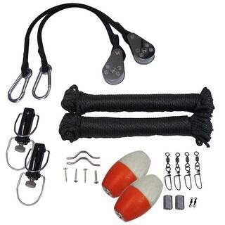 Taco Premium Rigging Kit For 1 Rig On 2 Poles - RK-0001PB
