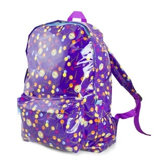 iScream Dum Dums Purple Backpack