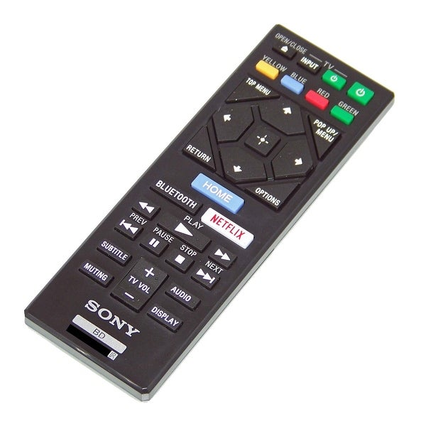 OEM Sony Remote Control Originall Shipped With: BDP-S6700, BDPS6700
