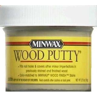 Minwax 13610 Wood Putty, 3.75 Oz, Natural Pine