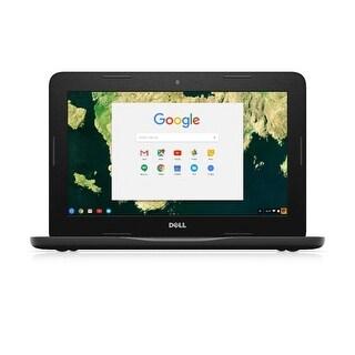 Dell - Chromebook 3180, 11.6 Non Touch, Celeron