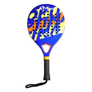 Optima FLEX Carbon Platform Padel Beach POP Tennis Paddle