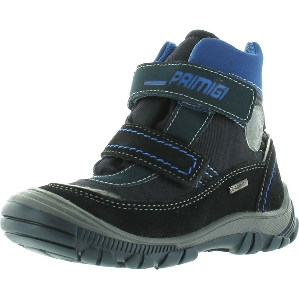 Primigi Boys Skanor Waterproof Winter Boots - notte