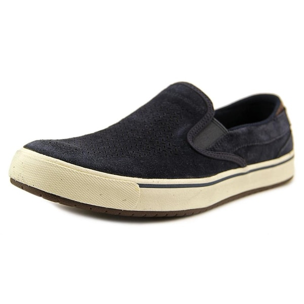 Rockport Path To Greatness Slip On Men Round Toe Suede Loafer