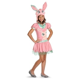 Hasbro Littlest Pet Shop Rabbit Costume S (4-6X)
