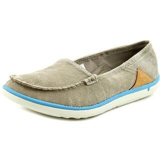Merrell Duskair Moc Moc Toe Canvas Loafer