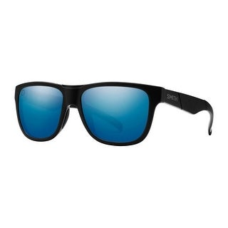 Smith Optics Sunglasses Mens Lowdown Slim Black Polarized Blue LSCP