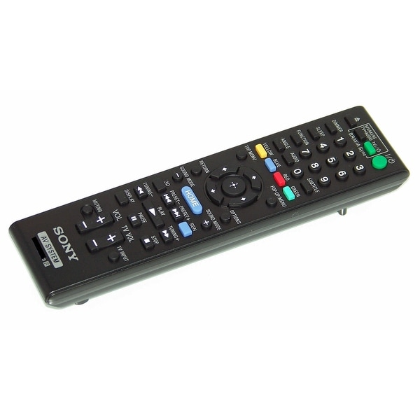 OEM NEW Sony Remote Control Originally Shipped With SSWSB111, SS-WSB111
