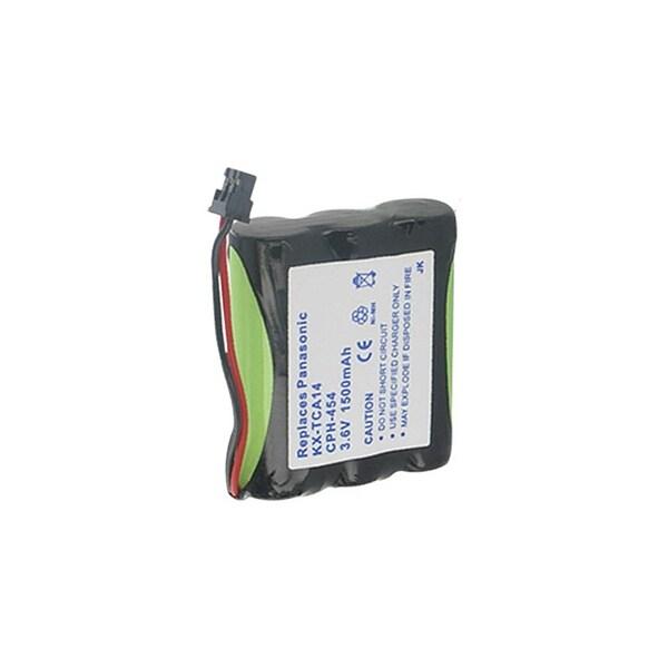 Replacement Panasonic P-P510 NiMH Cordless Phone Battery - 1500mAh / 3.6v