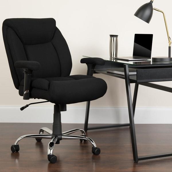 Big & Tall Swivel Ergonomic Task Office Chair. Opens flyout.