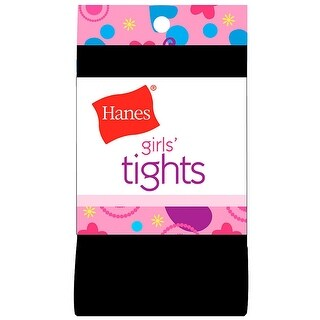 Hanes Girls' Tights - L