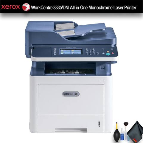 Xerox WorkCentre All-in-One Monochrome Laser Printer Bundle
