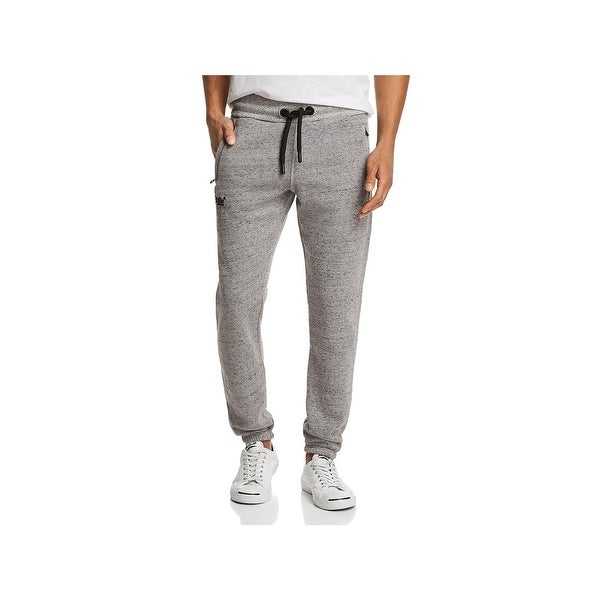dd797a9e40caaa Shop Superdry Mens Jogger Pants Jogger Grit - XL - Free Shipping On ...