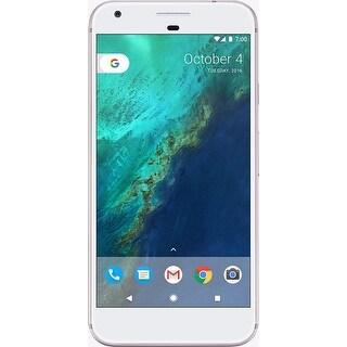 Google Pixel 32GB Unlocked GSM Phone w/ 12.3MP Camera - Very Silver (Certified Refurbished) - very silver