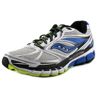 Saucony Guide 8 Round Toe Synthetic Running Shoe