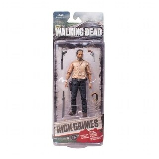 Walking Dead TV Series #6 Figurines - Rick Grimes