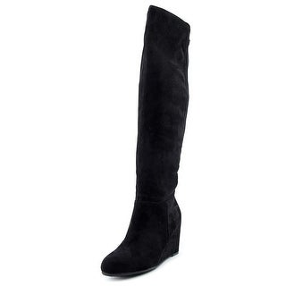 Chinese Laundry Z Unforgettable Round Toe Synthetic Over the Knee Boot
