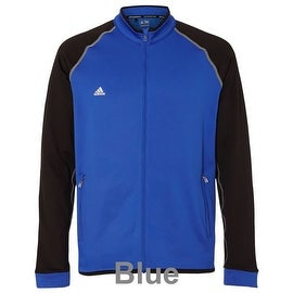 adidas - CLIMAWARM® Plus Full-Zip Jacket (Option: Silver)